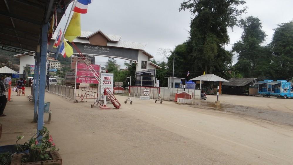 Von Thailand nach Kambodscha