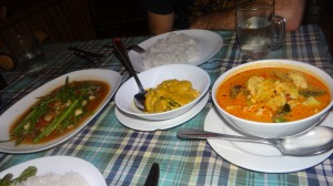 Bamboo Train Restaurant – Curry und Khmer Amok