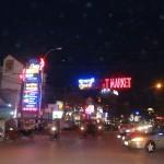 Pubstreet bei Nacht