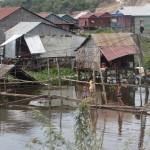 Chang Kneas - schwimmendes Dorf