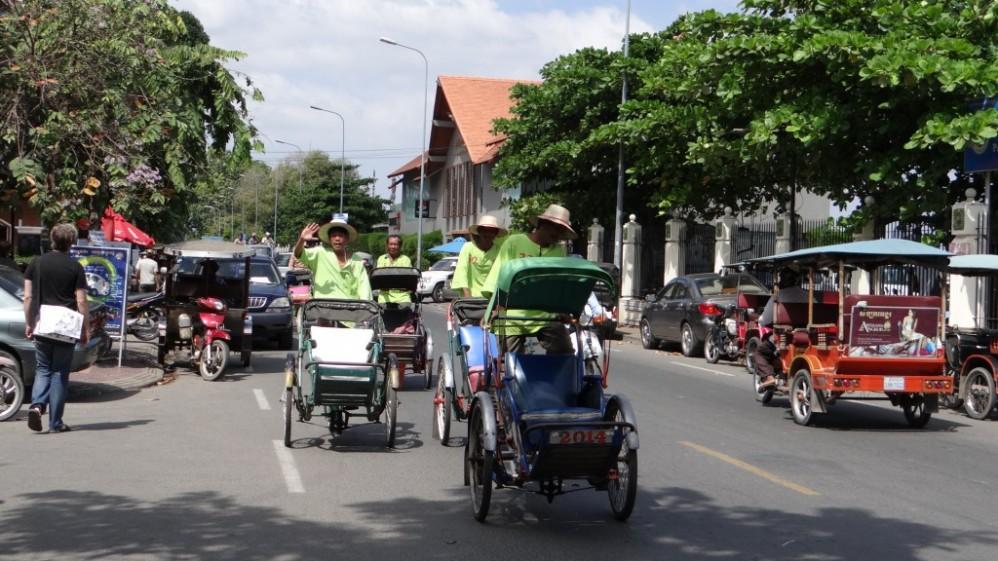 Phnom Penh ohne Happy End
