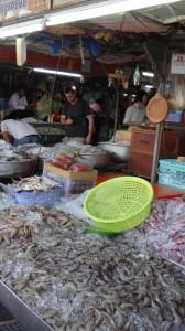 Central Market – Fischabteilung