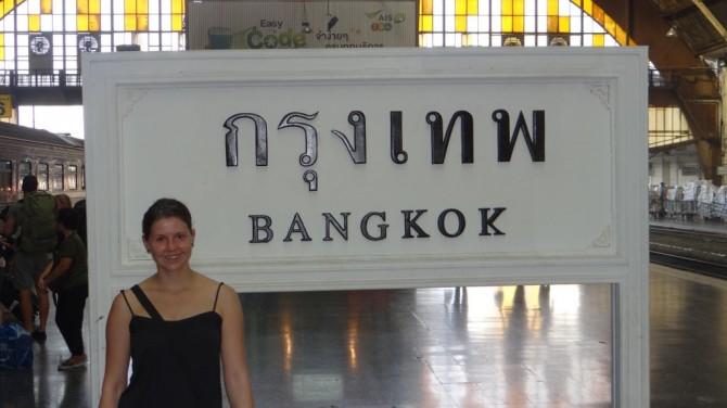 One Night in Bangkok …
