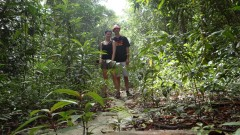 Kampot – Pfeffer und eine nicht erreichbare Geisterstadt