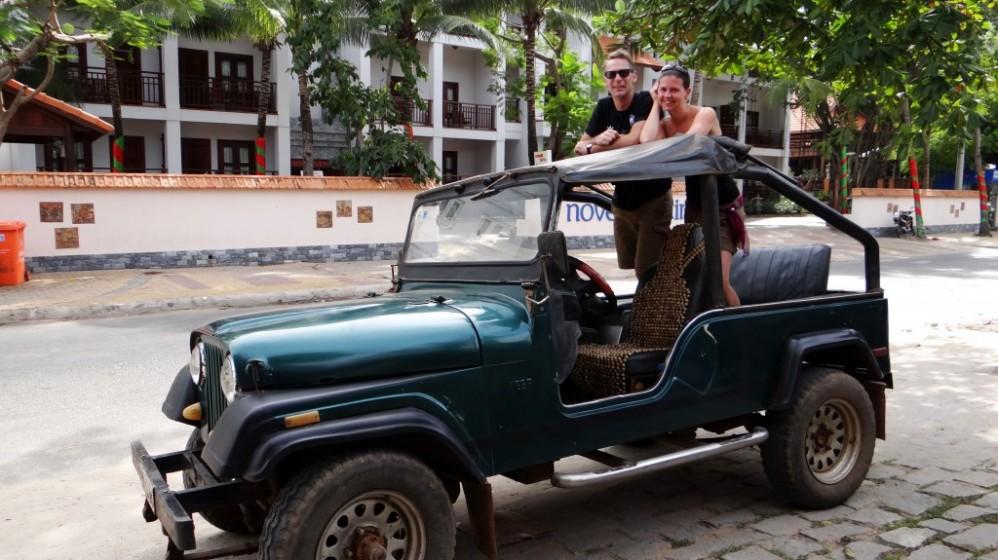 Von Saigon nach Mui Ne