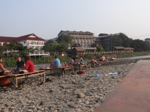 Sunset Bar am Nam Song