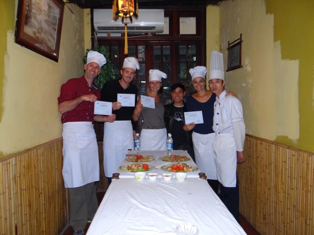 Hanoi Cooking Master