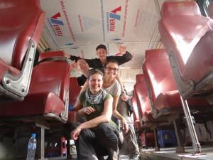 Local Bus nach Ninh Binh