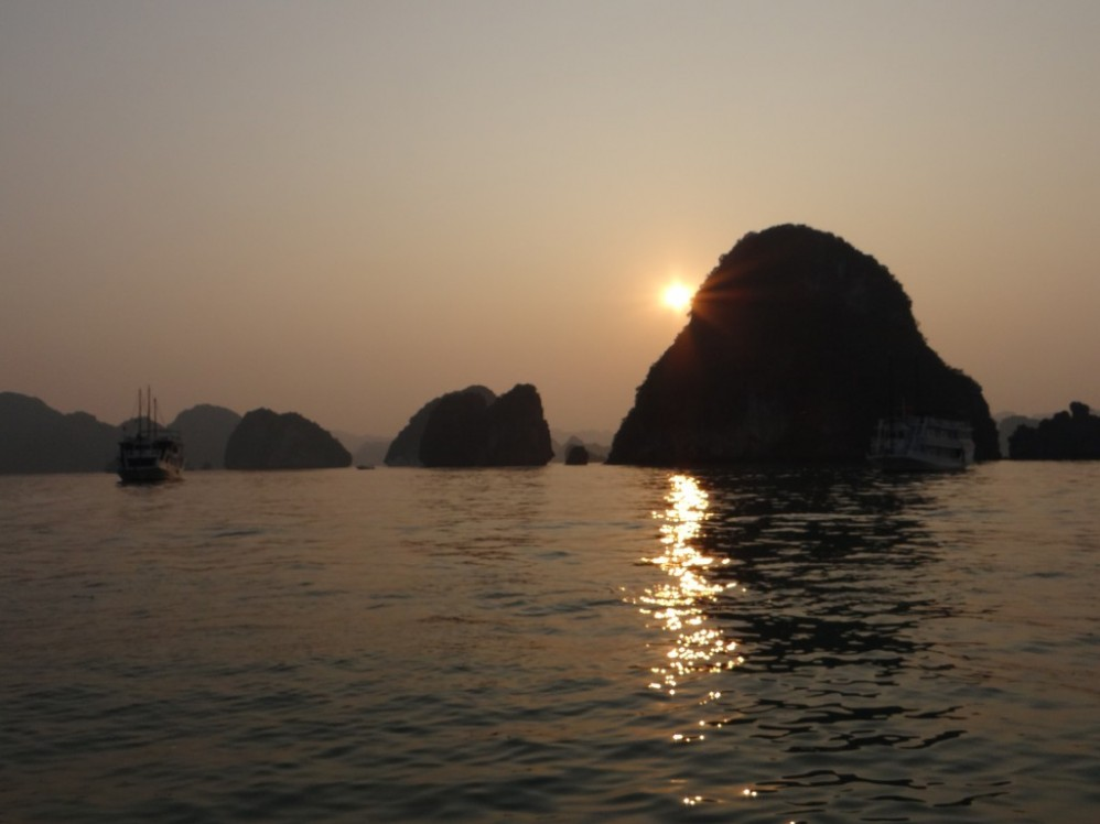 Happy Hour(s) in der Halong Bay