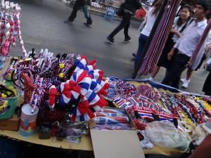 Merchandising Shutdown Bangkok