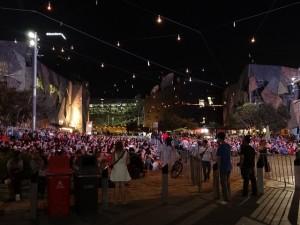 Australia Day Australien Open Finale 2014