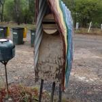 Briefkasten Boot