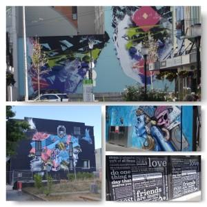 Streetart Christchurch