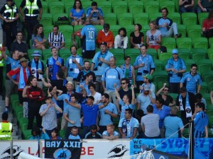 Supporter Sydney FC