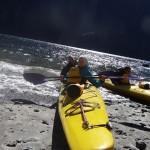 upnaway im Kayak
