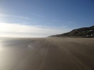 Endloser Strand Glinks Gully