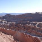 Mondlandschaft Valle de Luna