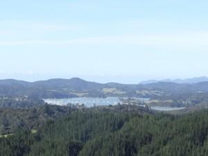 View Bay of Islands - Opuha