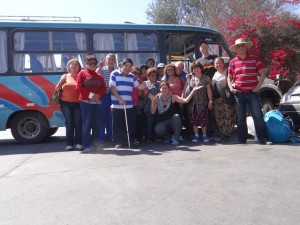 upnaway Hitchhike Chile