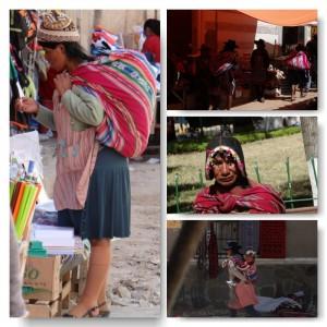 Menschen in Tarambuco
