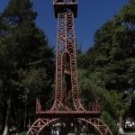 Parque Bolivar Eifeltower