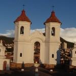 San Felipe de Neri Kirchtürme