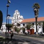 Sucre Blick vom Plaza