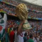 Fankurve Deutschland und Pokal
