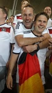 Philipp und Sebi