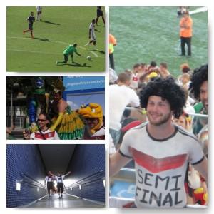 WM 2014 Viertelfinale in Rio
