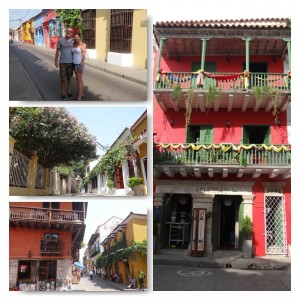 Cartagena Altstadt