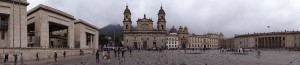 upnaway in Bogota