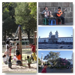 Erkundungstour in Quito
