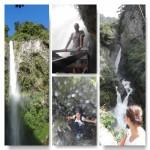 Pailon del Diablo und Macay Wasserfall