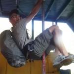 Pole Dance im Chiva