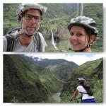Radtour upnaway - Routa las Cascadas