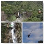 Upnaway beim Canopy, Bridgejumping und Gondel
