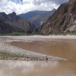 Apurimac River bei Cconoc