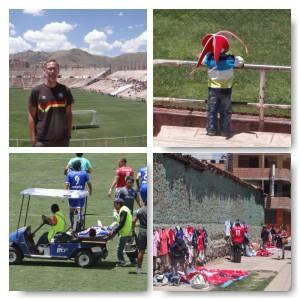 Fußball in Cusco