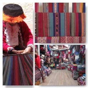 Webkunst in Cusco
