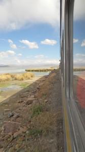 Zugstrecke nach Villazon