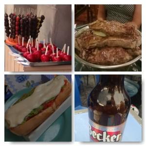 Essen in Chile