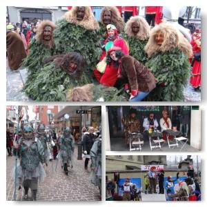 Fasnacht Fasching Karneval in Luzern