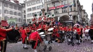 Guggenmusik in Lozärn